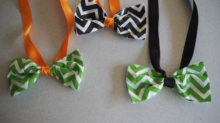 napkin bow ties
