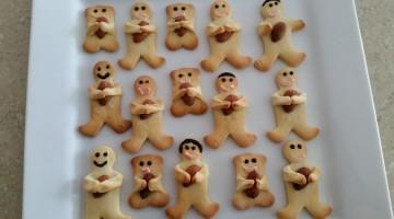 Footy Player Cookies