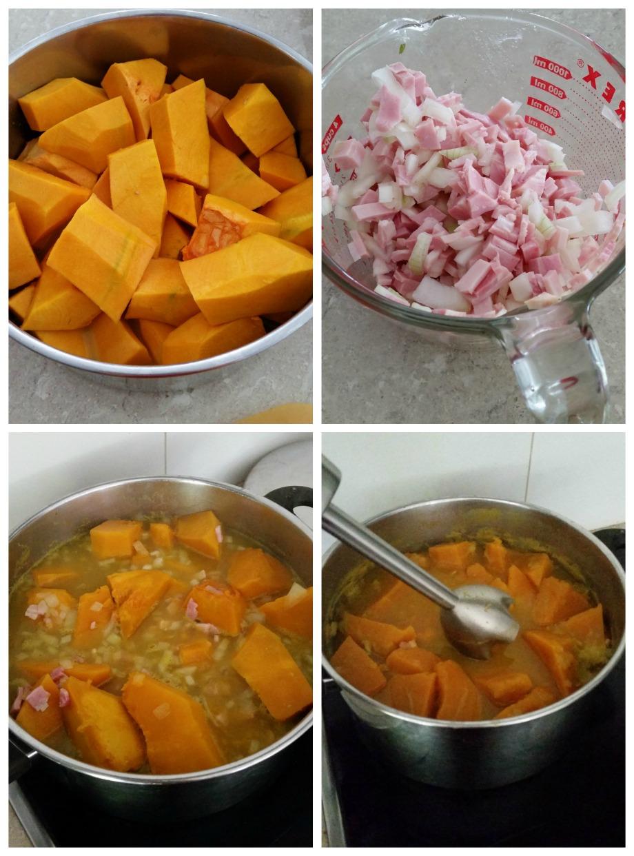 4 Ingredient Pumpkin Soup Be A Fun Mum