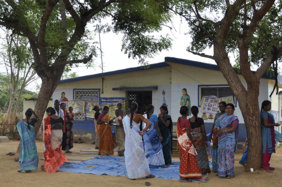 Child Care Centre in Rural India