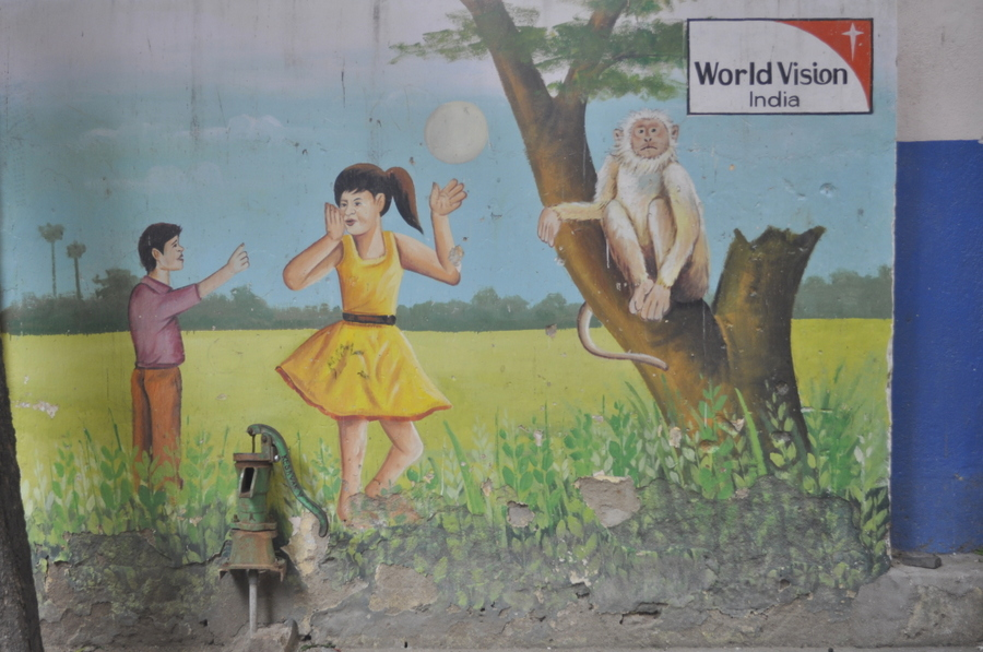 School in Chennai - World Vision