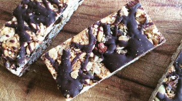 Muesli Slice - FODMAP friendly