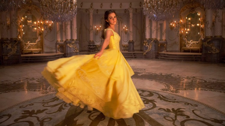 Emma Watson as Belle - Beauty and the Beast