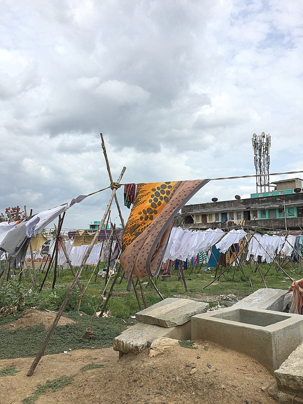 DHOBI GHAT Chennai India