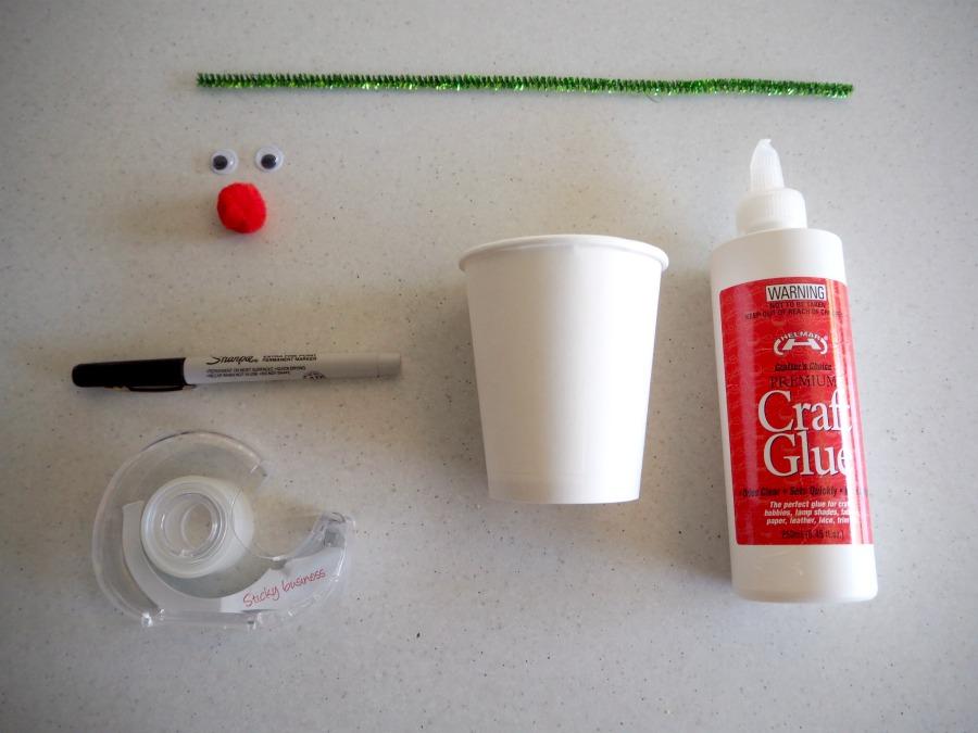 Rudolph craft materials