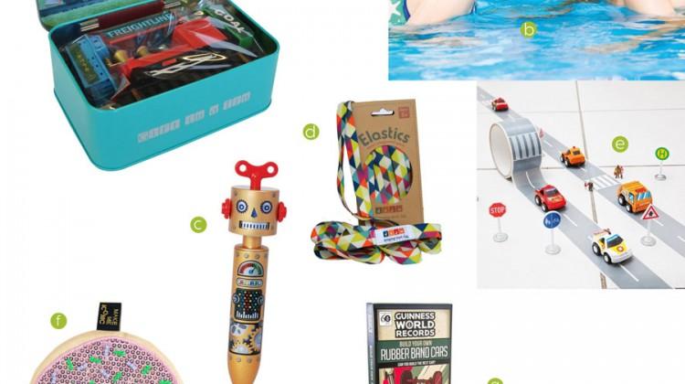 Gift Ideas: Stocking Filler