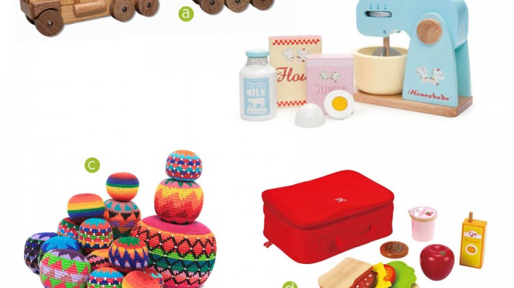 Gift Ideas: Kids 3 to 5
