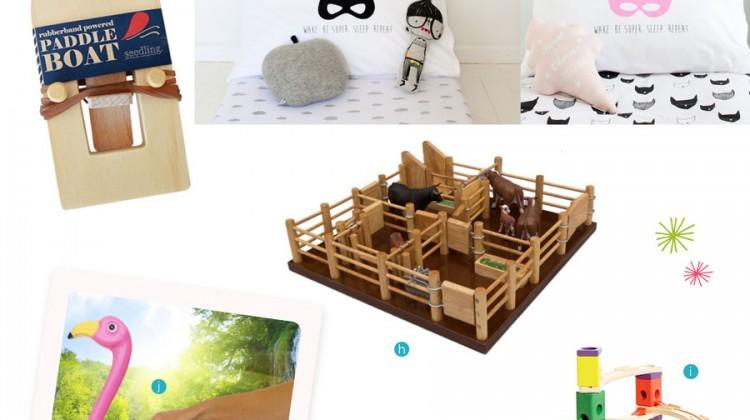 Gift Ideas: Kids 5 to 8