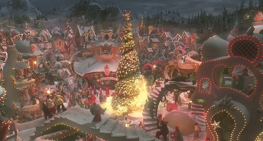 Top 20 Family Christmas Movies - How the Grinch Stole Christmas