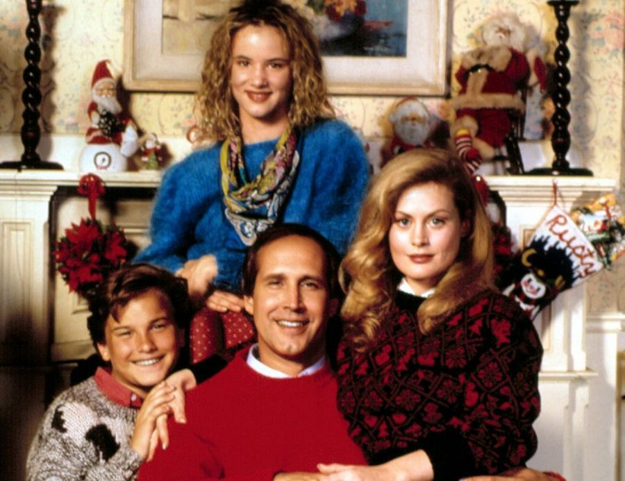 Top 20 Family Christmas Movies - National Lampoons Vacation