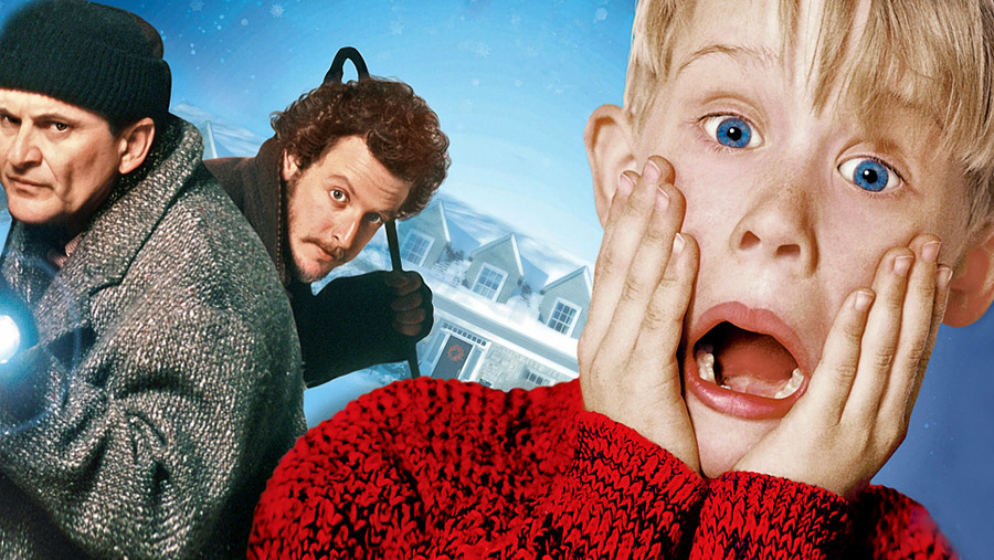 Top 20 Family Christmas Movies - Home Alone