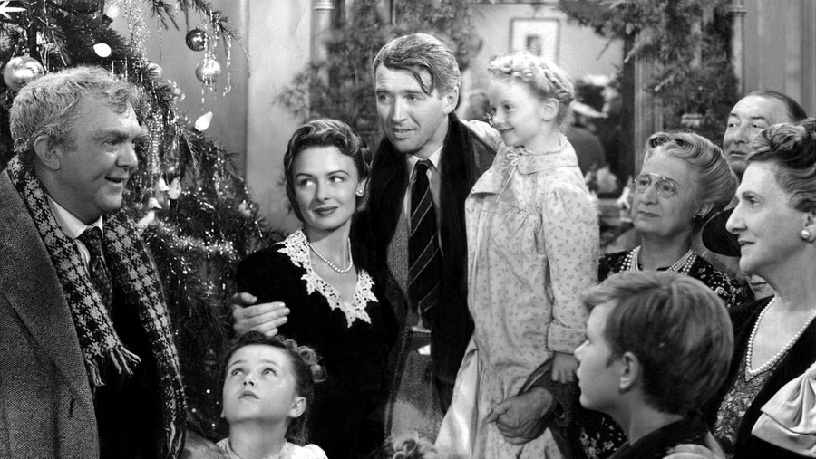 Top 20 Family Christmas Movies - It's a wonderful life