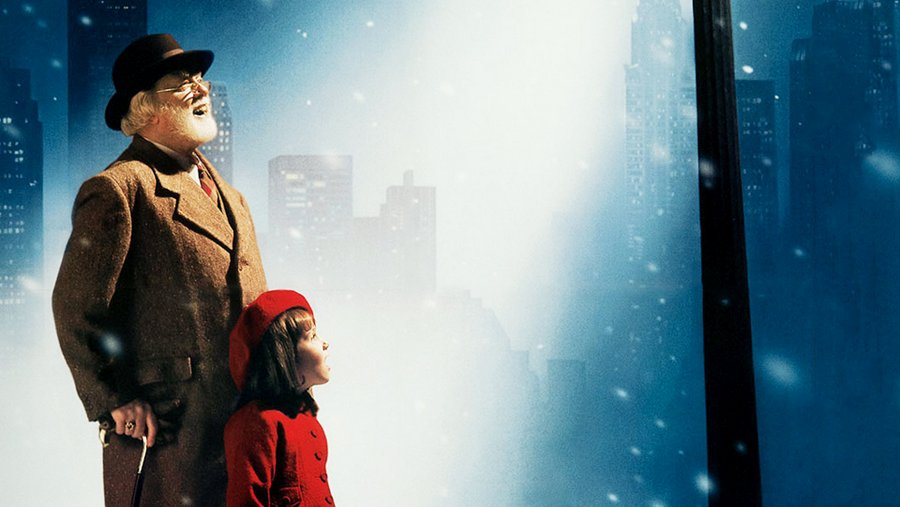 Top 20 Family Christmas Movies - Miracle on 34th street