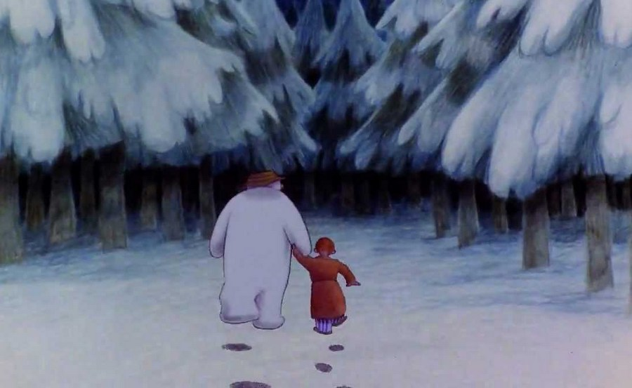 Top 20 Family Christmas Movies - The Snowman