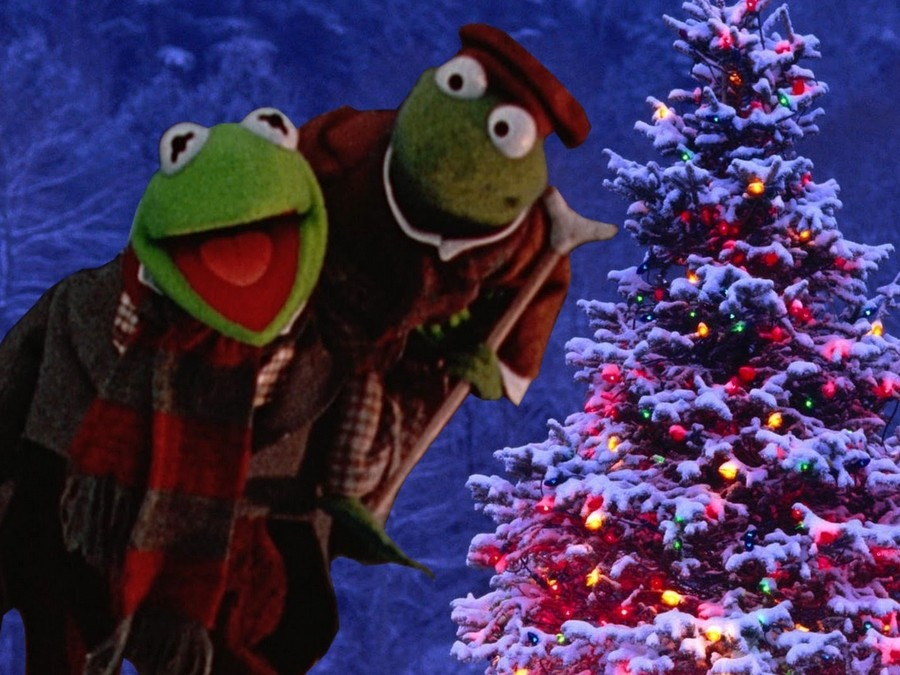 Top 20 Family Christmas Movies - Muppets Christmas Carol 1992