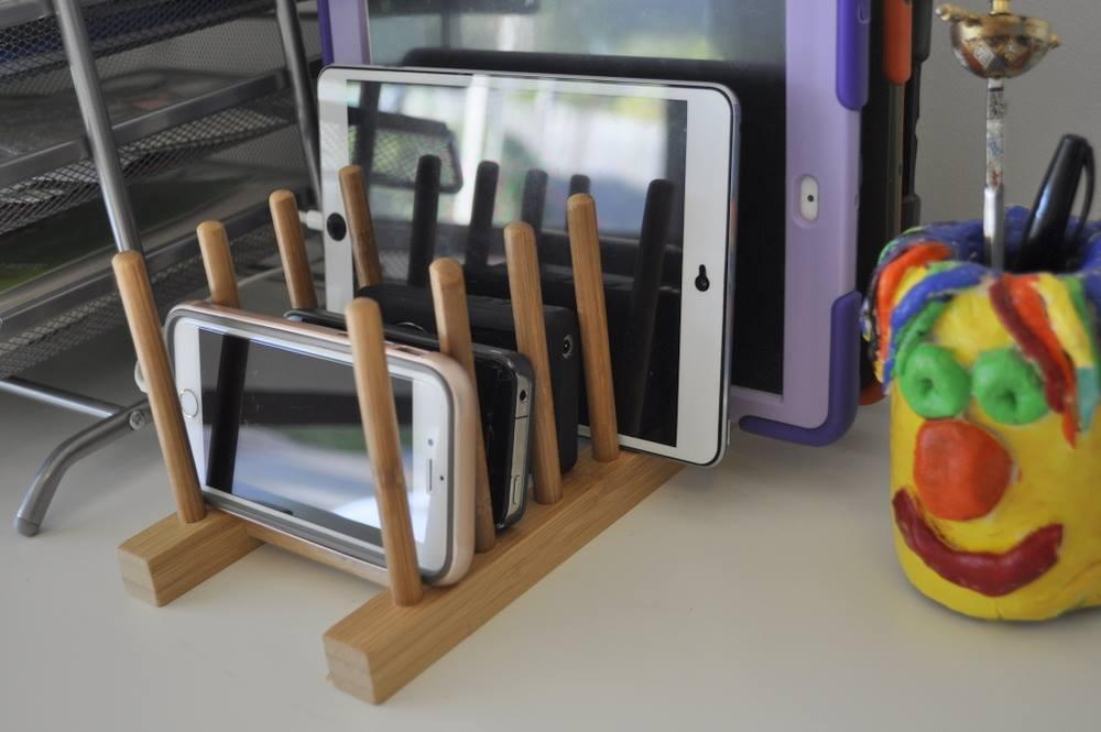 Storing iPads