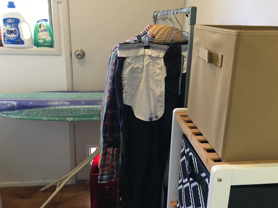Laundry Hack - Sorter