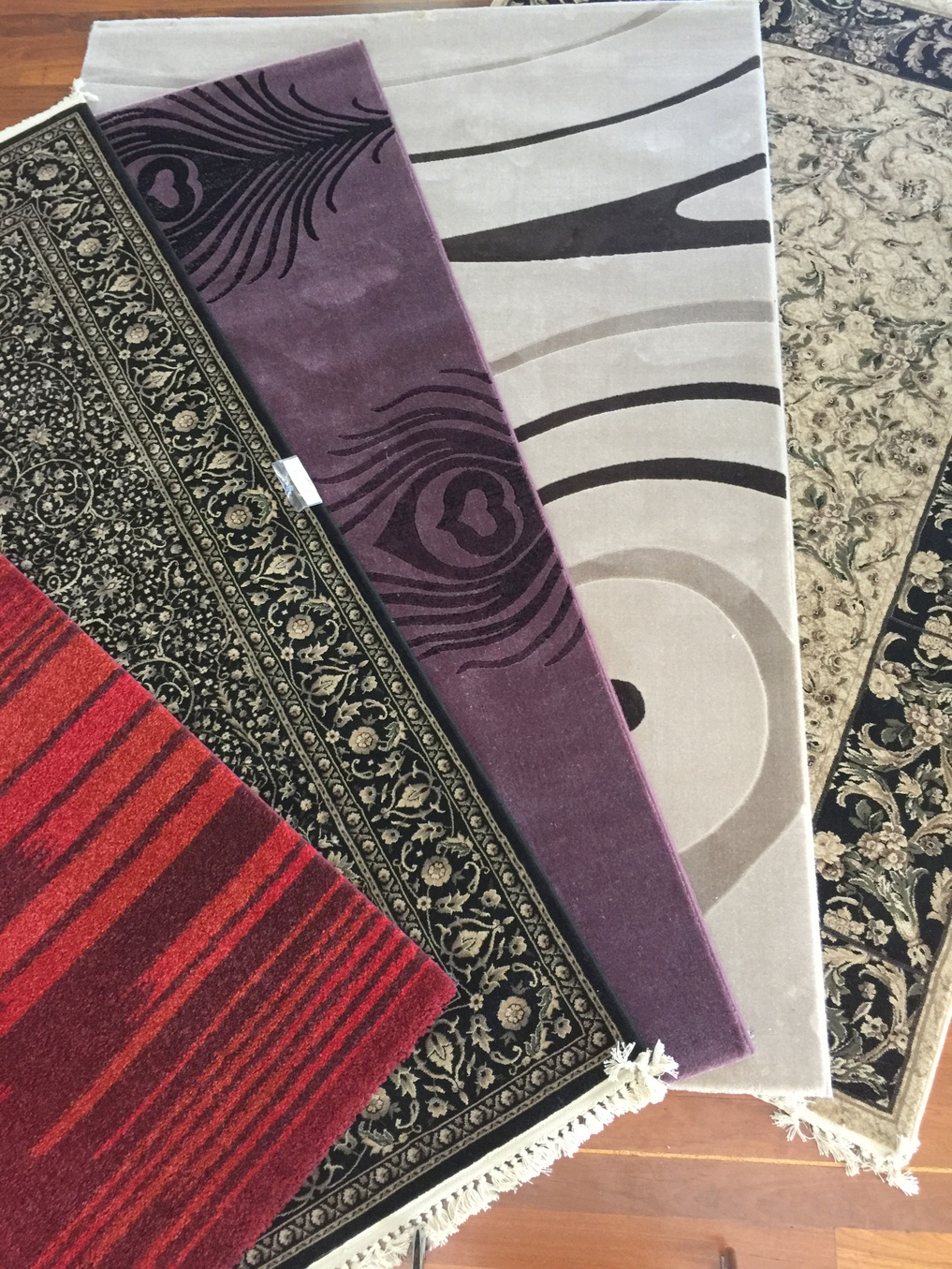 hoosing a rug for your home