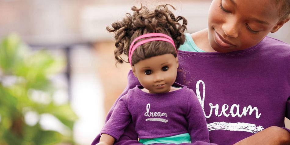 American Girl Doll of the year Gabriella
