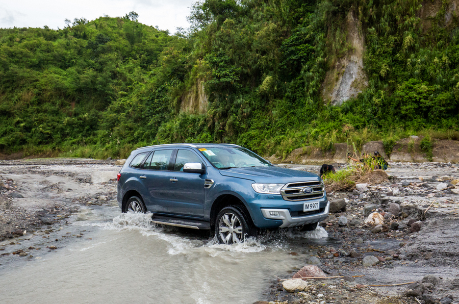Ford Everest Test Drive Philippines - The Lahars of Mount Pinatuba