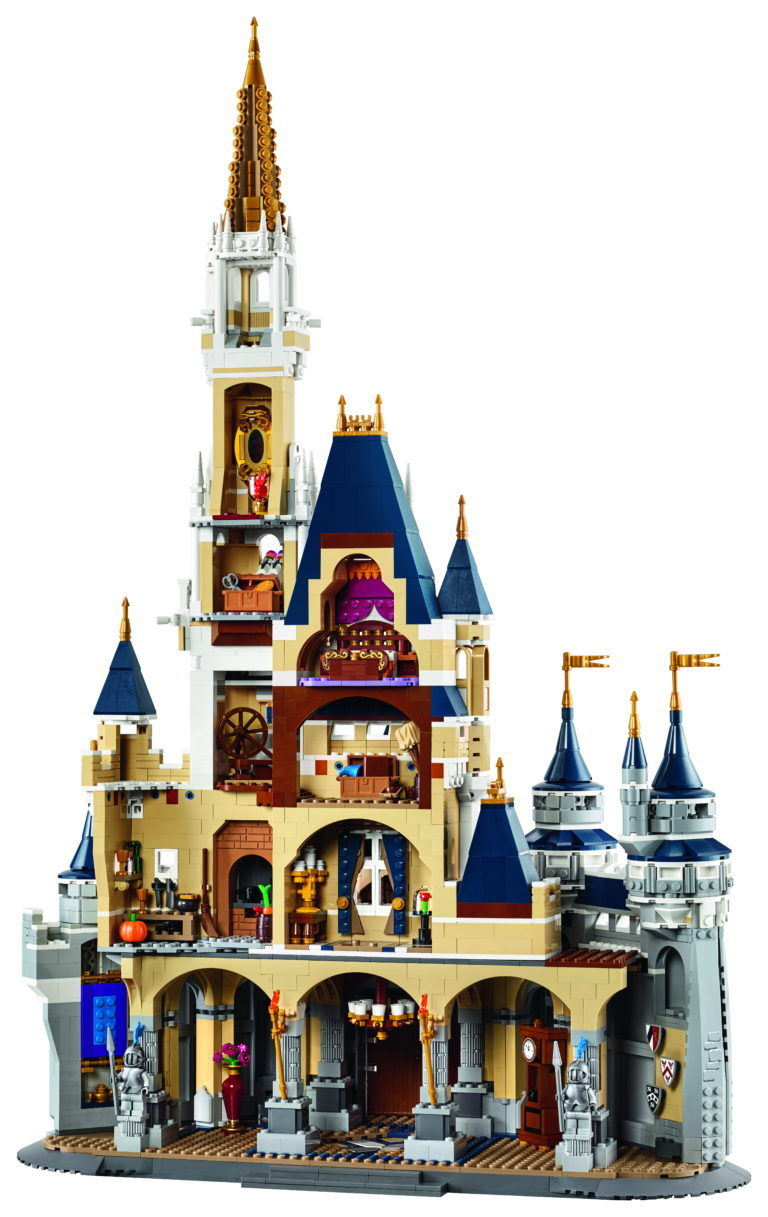 LEGO-71040-Disney-Castle-back