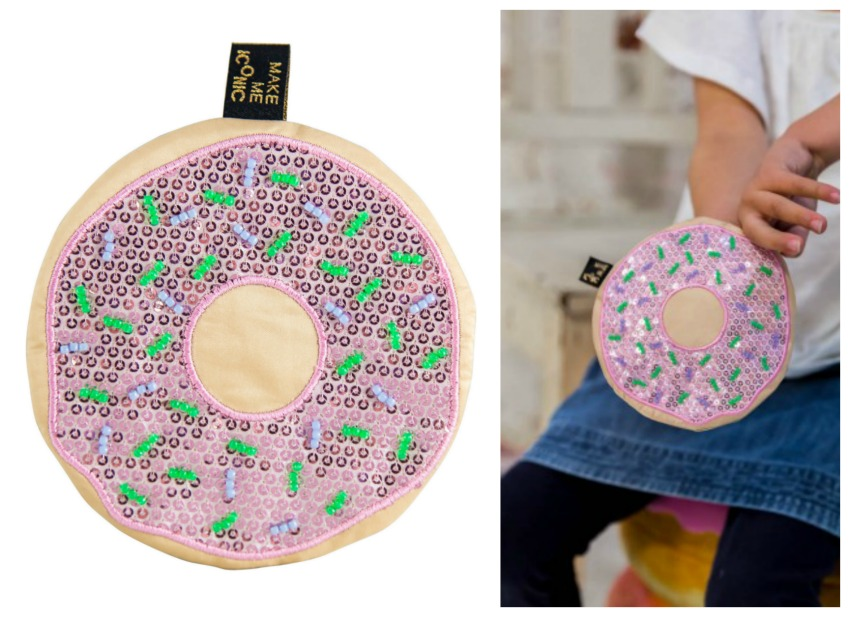 Make Me Iconic Doughnut Purse