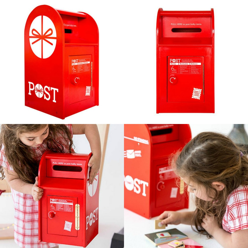 australia post box toy - make me iconic