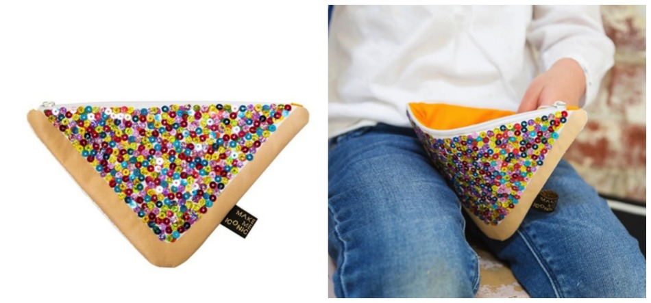 cute fairy bread purse