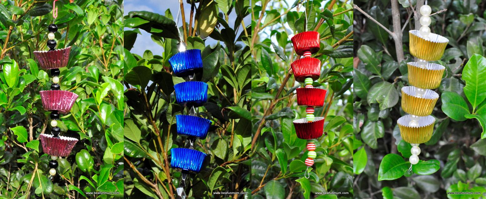 Handmade christmas tree decorations be a fun mum for Home made christmas tree decorations