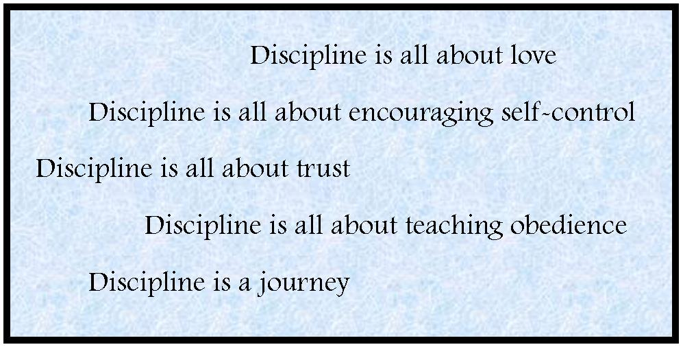 importance of descipline in life essay Importance of discipline in life – essay if there is a single element for ensuring success, that element can be summed up in one word: discipline discipline, by.