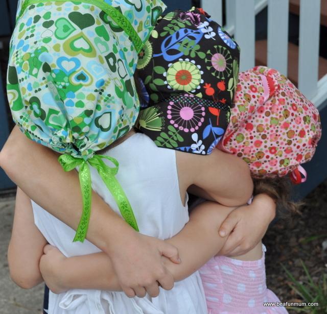 group hug