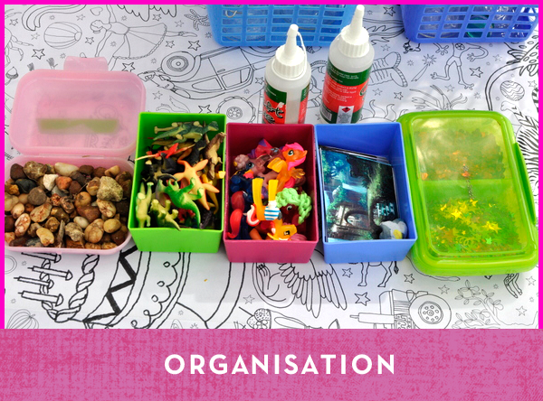 Organisation on Be A Fun Mum