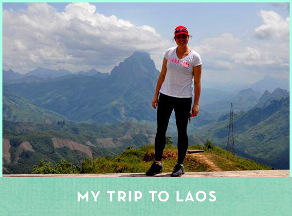 My Trip to Laos with Save the Children