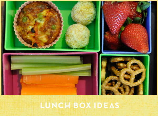 Lunch Box Ideas - Be A Fun Mum