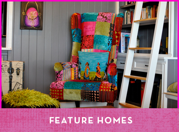 Feature Homes - Be A Fun Mum - Fun family homes