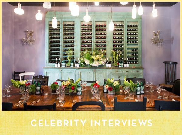 Celebrity Interviews