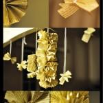 Make a Vintage Paper Lantern