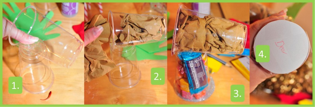 reindeer cup craft instructions