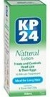 kp24 natural lotion head lice treatment