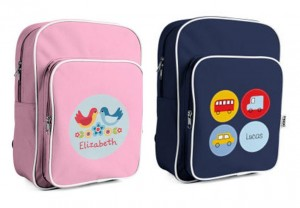 mooo personalised school backpacks