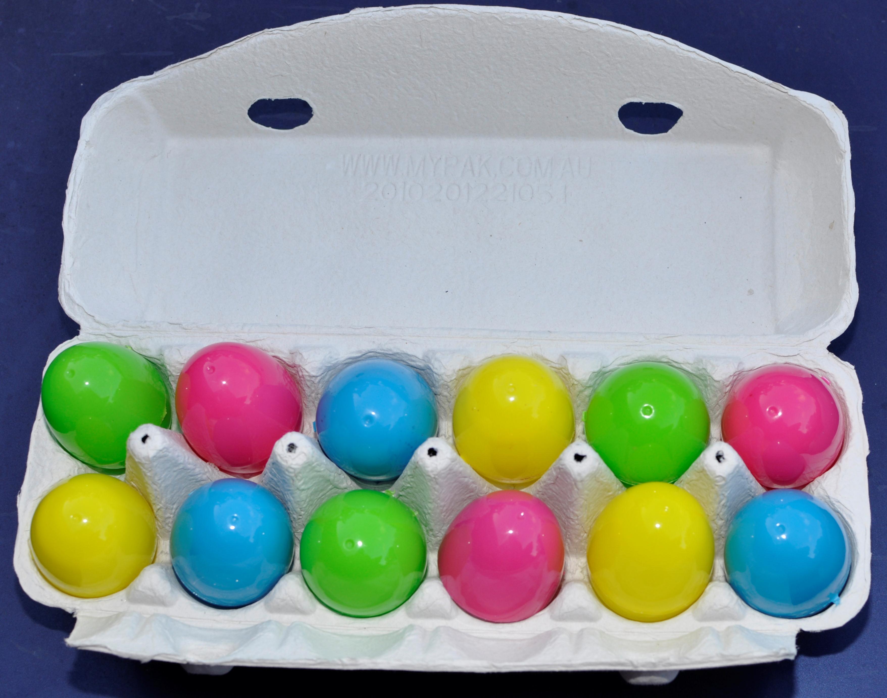 Easter advent calendar be a fun mum for Plastic egg carton crafts