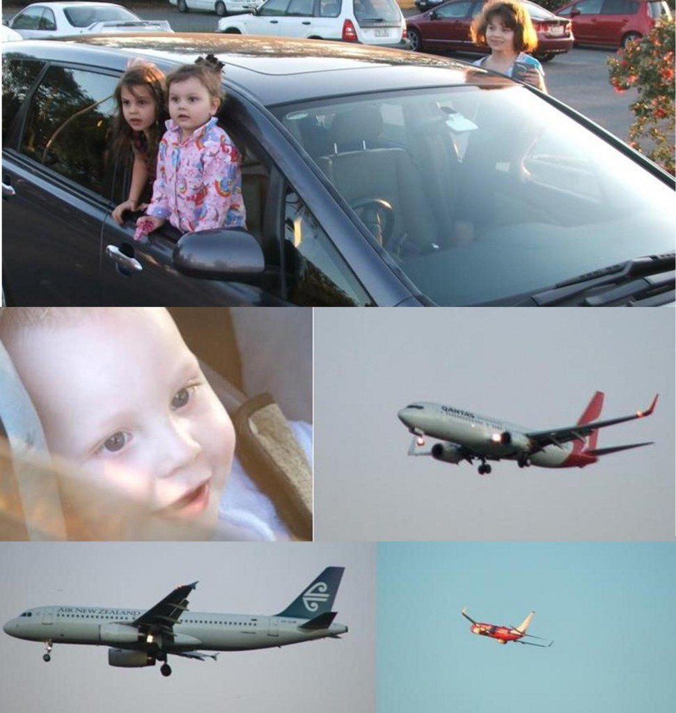 adventurous things to do with kids visit an airport 3