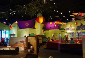 activities for children aged 8 - 12 years:  visit a museum