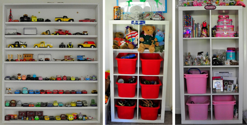 10 Tips for Organising Children's Toys | Be A Fun Mum