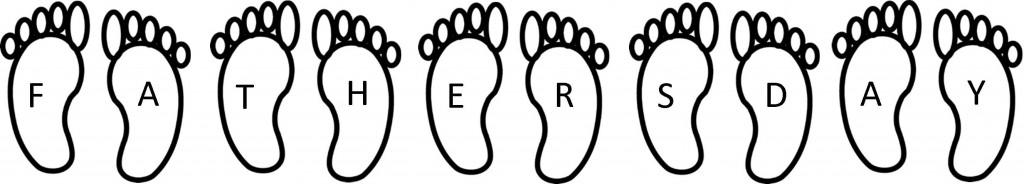 feet photograph five children