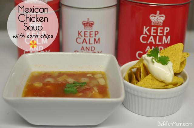 mexican soup recipe easy