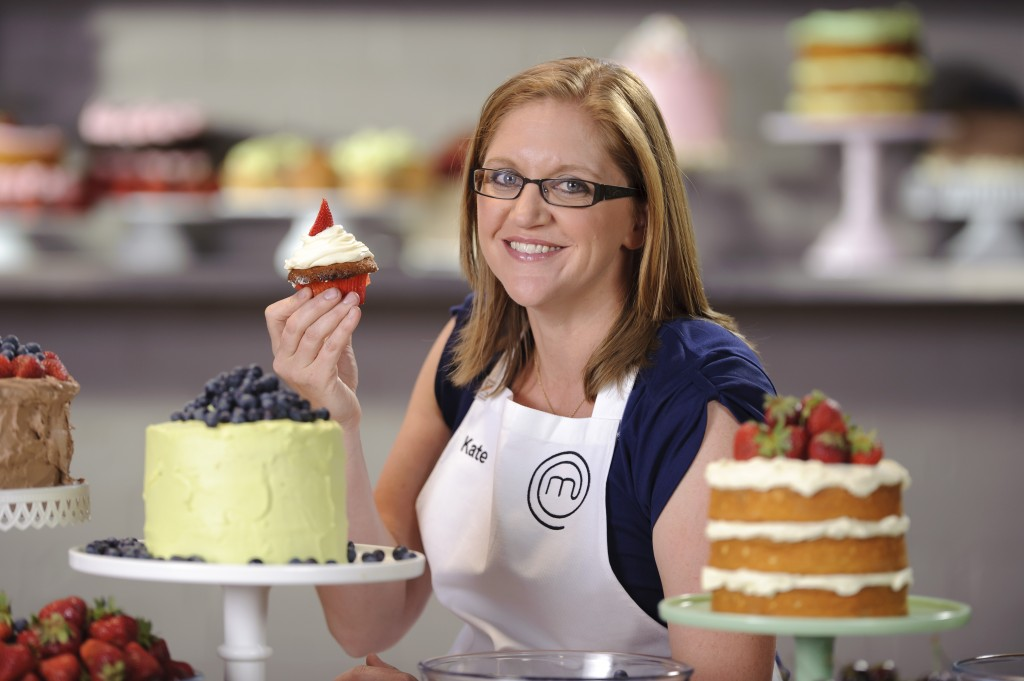 Kate Bracks Winner Masterchef 2011