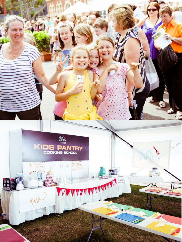 MasterChef Live Kids Pantry workshop