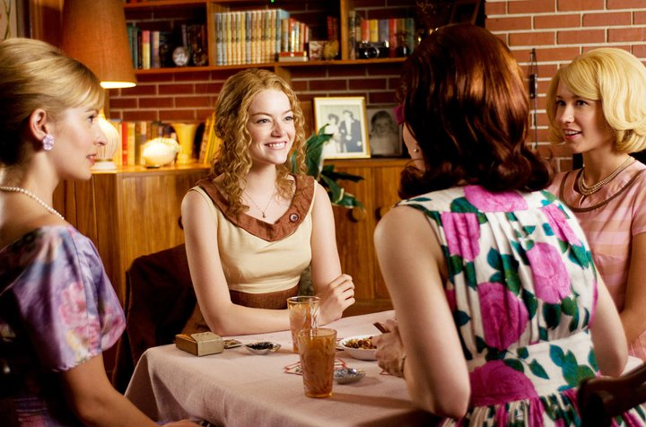 the help movie review 1960s fashion
