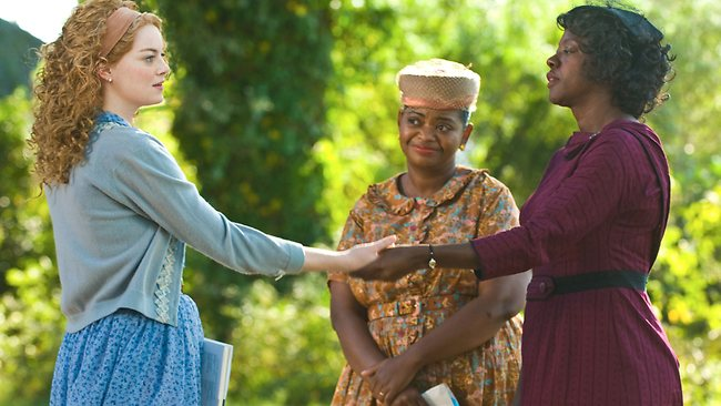 the help movie review friendship